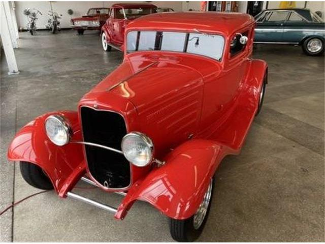 1932 Ford Coupe (CC-1473193) for sale in Cadillac, Michigan