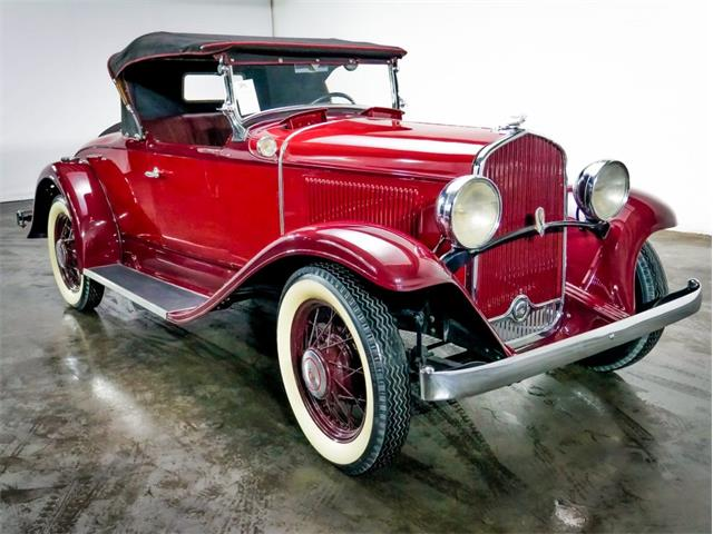 1931 DeSoto SA Coupe (CC-1470032) for sale in Jackson, Mississippi