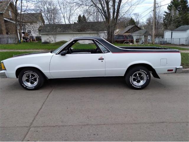 1981 Chevrolet El Camino (CC-1473207) for sale in Cadillac, Michigan