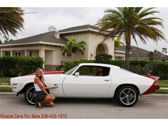 1973 Chevrolet Camaro Z28 (CC-1470321) for sale in Fort Myers, Florida