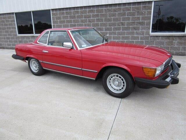 1983 Mercedes-Benz 380 (CC-1473213) for sale in Greenwood, Indiana