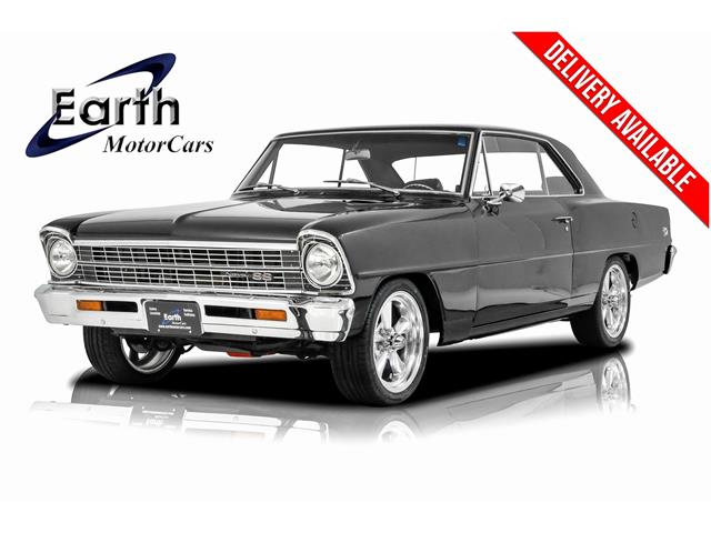 1966 Chevrolet Nova (CC-1473216) for sale in Carrollton, Texas