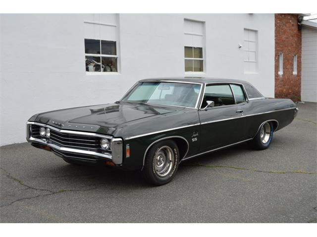 1969 Chevrolet Impala (CC-1473220) for sale in Springfield, Massachusetts