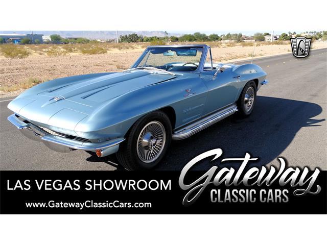 1964 Chevrolet Corvette (CC-1473221) for sale in O'Fallon, Illinois