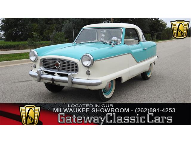 1957 Nash Metropolitan (CC-1473224) for sale in O'Fallon, Illinois