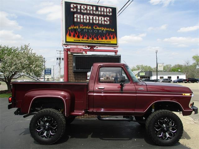1979 Ford 150 (CC-1470334) for sale in Sterling, Illinois
