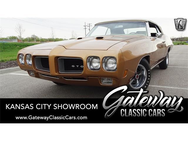 1970 Pontiac GTO (CC-1473351) for sale in O'Fallon, Illinois