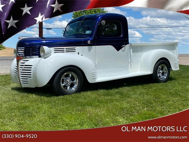 1947 Dodge D100 (CC-1473363) for sale in Louisville, Ohio