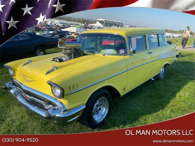 1957 Chevrolet Bel Air (CC-1473365) for sale in Louisville, Ohio