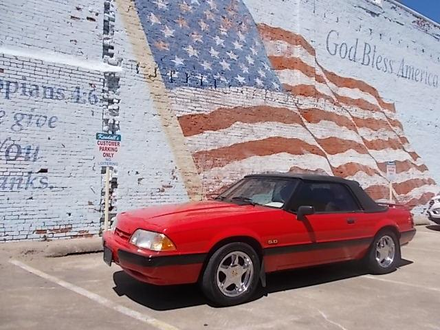 1989 Ford Mustang (CC-1470338) for sale in Skiatook, Oklahoma