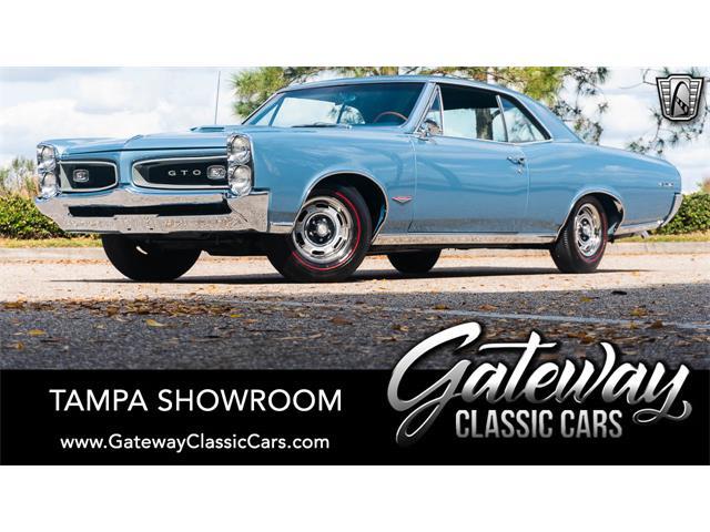 1966 Pontiac GTO (CC-1473403) for sale in O'Fallon, Illinois