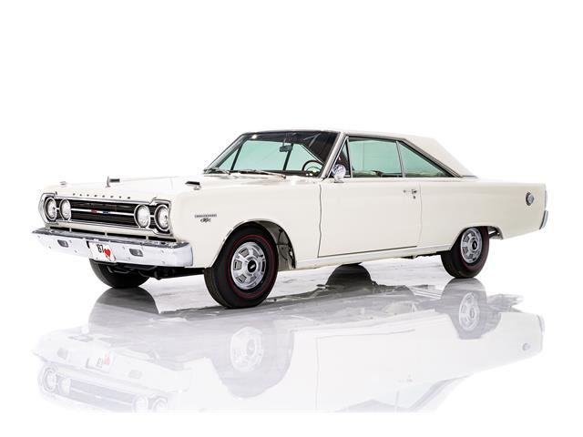 1967 Plymouth Belvedere (CC-1473411) for sale in st-leonard, Quebec