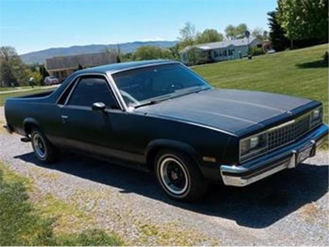 1983 Chevrolet El Camino (CC-1473414) for sale in Rural Retreat, Virginia