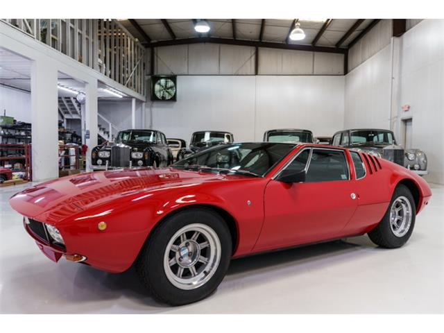 1970 De Tomaso Mangusta (CC-1473417) for sale in Saint Louis, Missouri