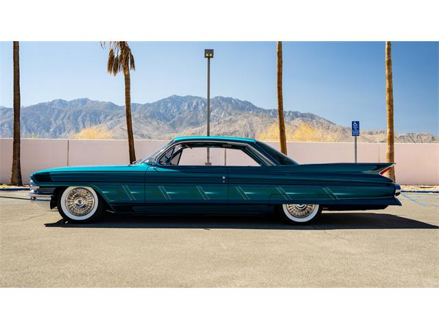 1961 Cadillac Coupe DeVille (CC-1470346) for sale in Palm Springs, California