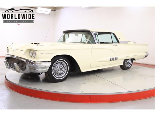 1958 Ford Thunderbird (CC-1473495) for sale in Denver , Colorado