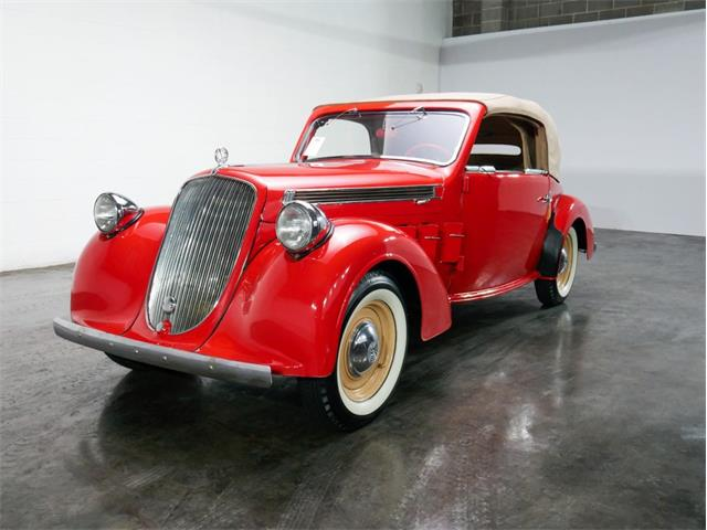 1939 Steyr 220 Kabbriolett (CC-1470035) for sale in Jackson, Mississippi