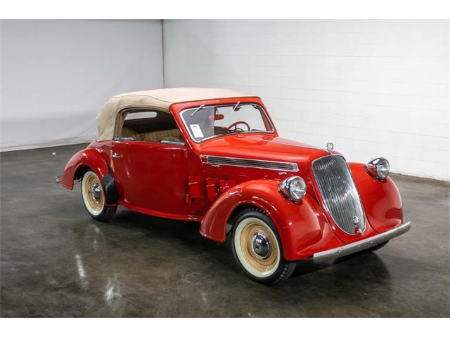 1939 Steyr 220 Kabbriolett (CC-1470035) for sale in Jackson, Mississippi