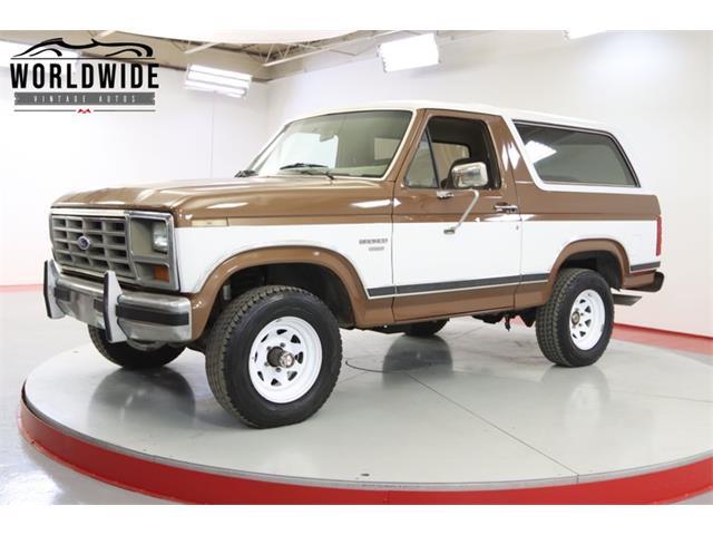 1986 Ford Bronco (CC-1473511) for sale in Denver , Colorado