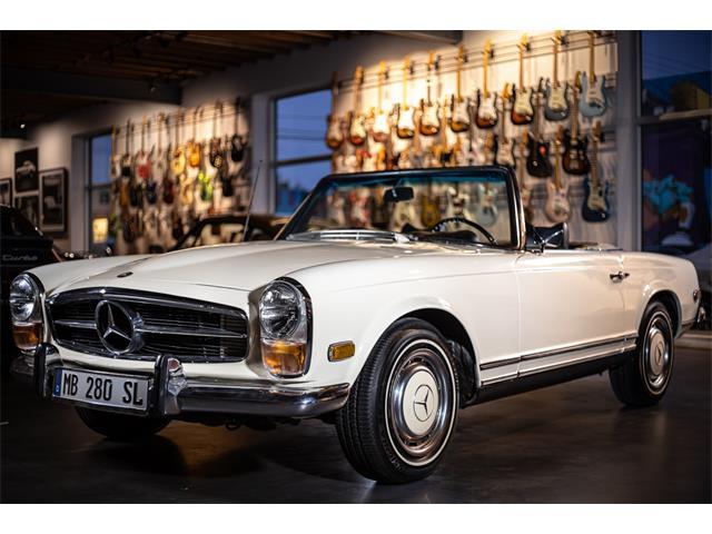 1971 Mercedes-Benz 280SL (CC-1470352) for sale in Miami, Florida