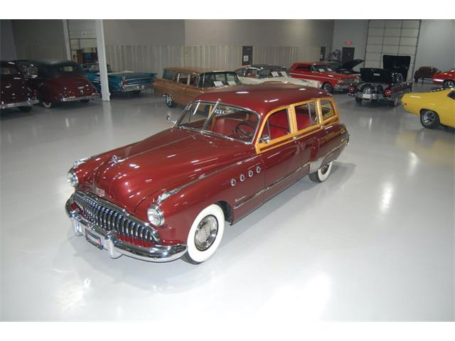 1949 Buick Roadmaster (CC-1473523) for sale in Rogers, Minnesota