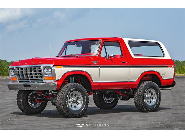 1978 Ford Bronco (CC-1470353) for sale in Pensacola, Florida