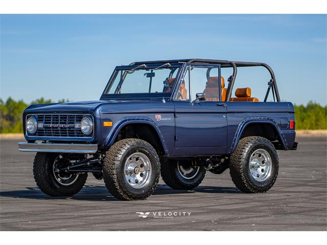 1977 Ford Bronco (CC-1470354) for sale in Pensacola, Florida
