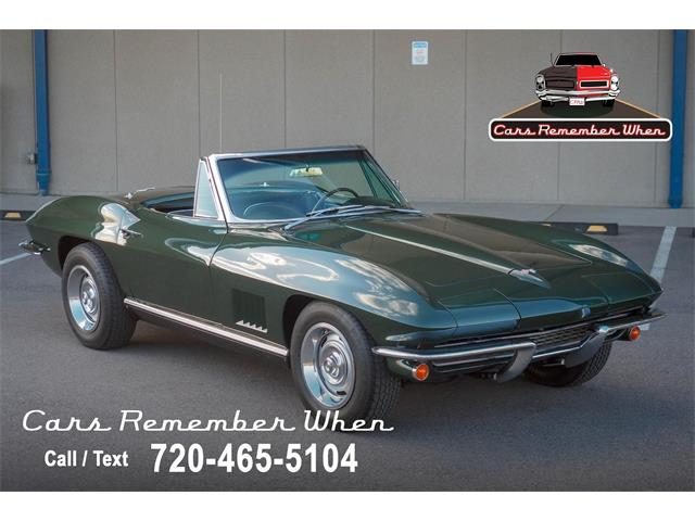 1967 Chevrolet Corvette (CC-1473544) for sale in Englewood, Colorado