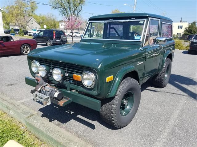 1976 Ford Bronco (CC-1473549) for sale in St. Michaels, Maryland