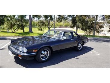 1988 Jaguar XJSC