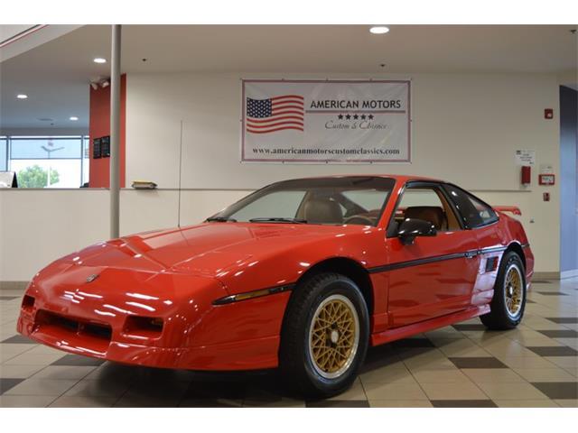 1988 Pontiac Fiero (CC-1473565) for sale in San Jose, California