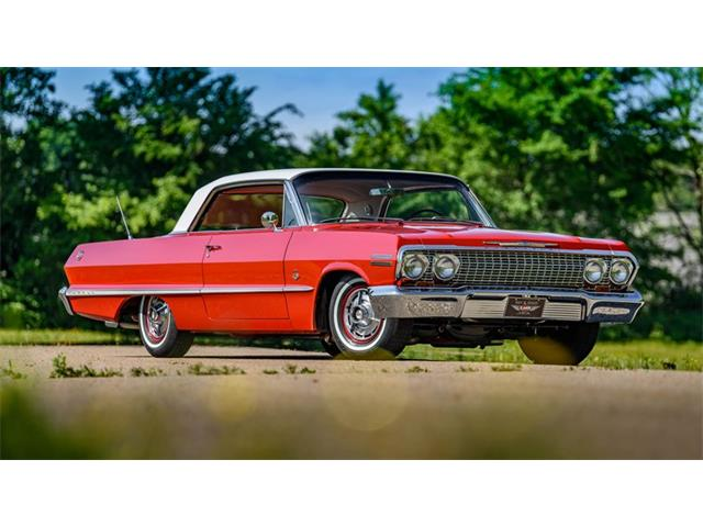 1963 Chevrolet Impala (CC-1473571) for sale in Collierville, Tennessee
