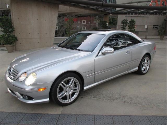 2006 Mercedes-Benz CL55 (CC-1473573) for sale in Laguna Beach, California