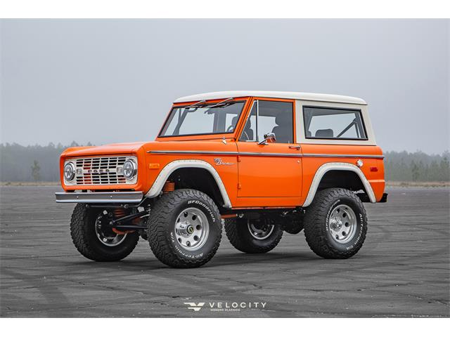 1974 Ford Bronco (CC-1470358) for sale in Pensacola, Florida