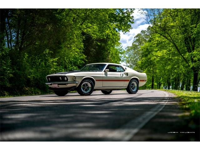 1969 Ford Mustang (CC-1473589) for sale in Carthage, Tennessee