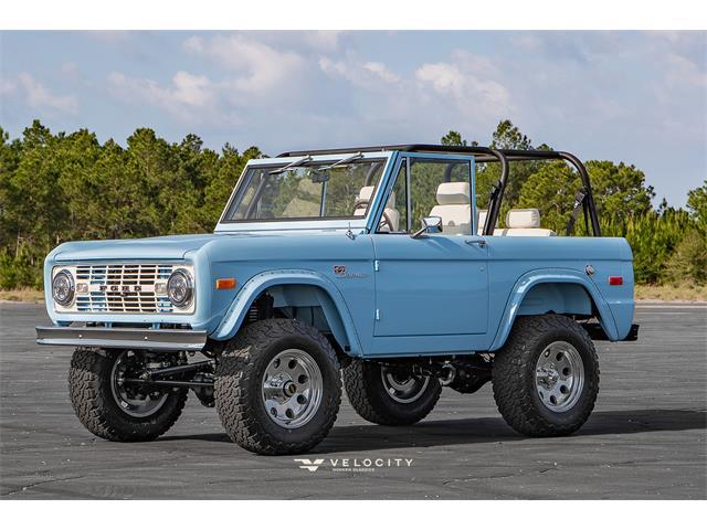 1973 Ford Bronco (CC-1470359) for sale in Pensacola, Florida