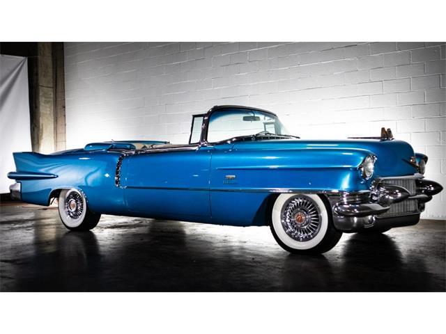 1956 Cadillac Eldorado Biarritz (CC-1470036) for sale in Jackson, Mississippi