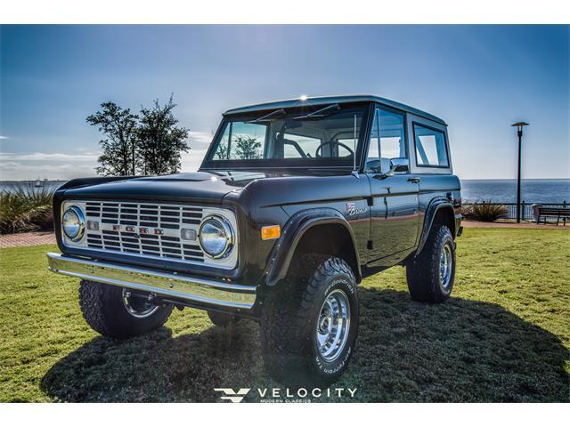 1976 Ford Bronco (CC-1470361) for sale in Pensacola, Florida
