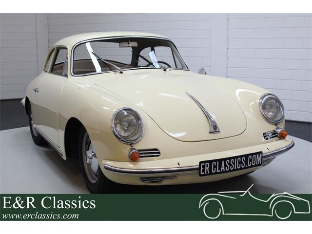 1962 Porsche 356B (CC-1473625) for sale in Waalwijk, [nl] Pays-Bas