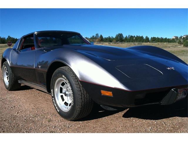 1977 Chevrolet Corvette (CC-1473631) for sale in Franktown, Colorado