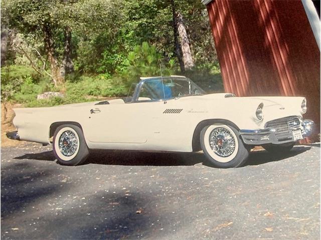 1957 Ford Thunderbird (CC-1473639) for sale in Pine Grove, California