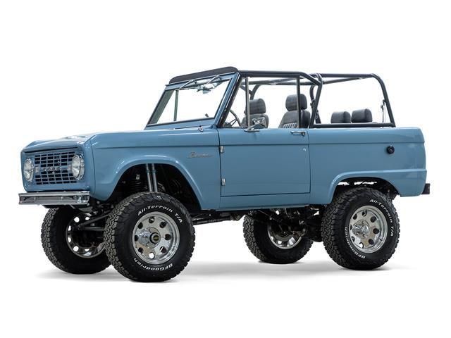 1966 Ford Bronco (CC-1470364) for sale in Pensacola, Florida