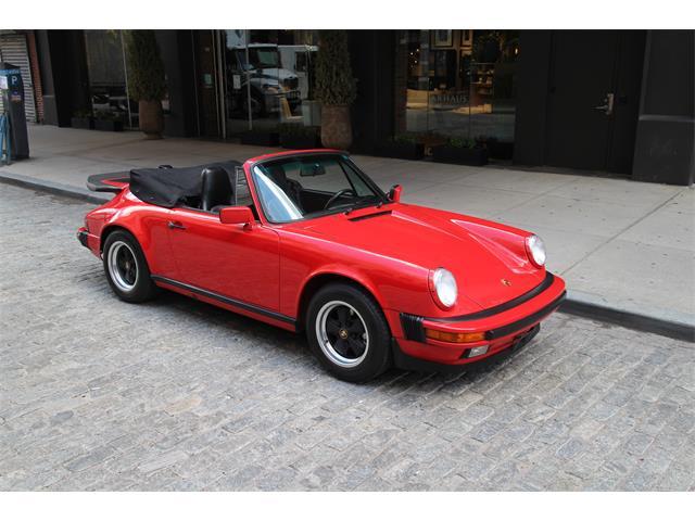 1987 Porsche 911 (CC-1473646) for sale in New York, New York