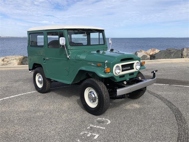 1971 Toyota Land Cruiser FJ40 (CC-1473667) for sale in Perth, Washington