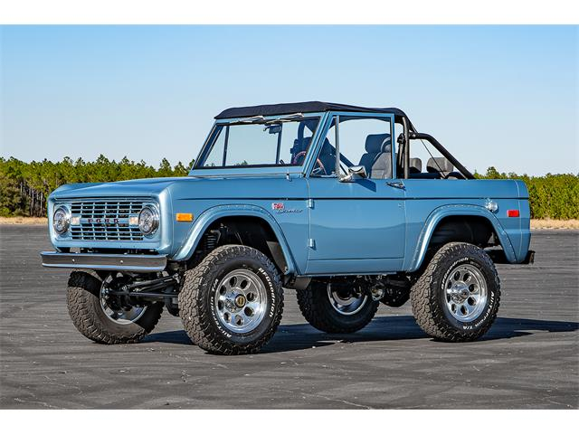 1972 Ford Bronco (CC-1470367) for sale in Pensacola, Florida