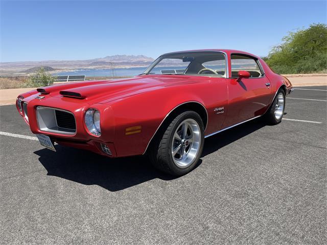 1970 Pontiac Firebird Formula (CC-1473670) for sale in Boulder City, Nevada