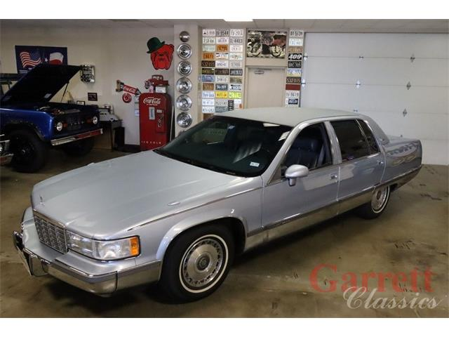 1994 Cadillac Fleetwood Brougham (CC-1470368) for sale in Lewisville, TEXAS (TX)