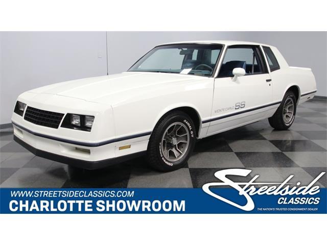 1984 Chevrolet Monte Carlo (CC-1473684) for sale in Concord, North Carolina