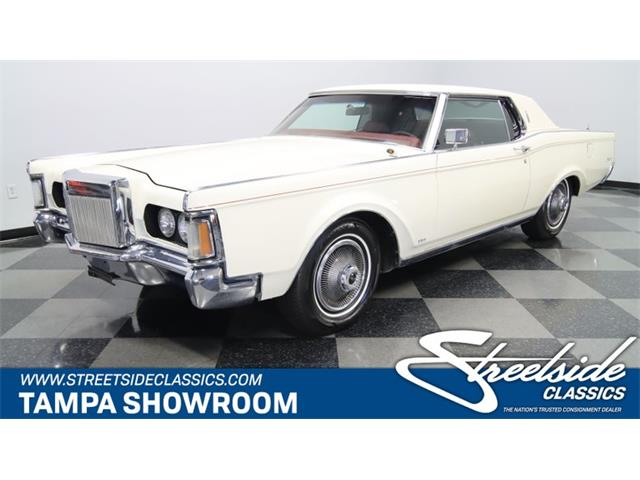 1971 Lincoln Continental (CC-1473701) for sale in Lutz, Florida