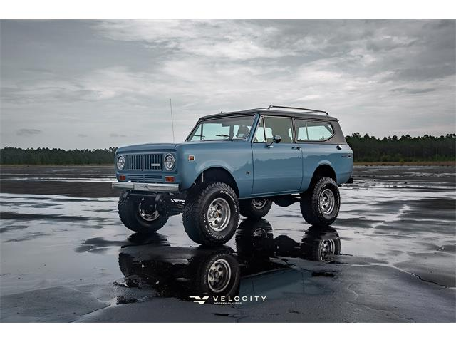 1973 International Scout (CC-1470371) for sale in Pensacola, Florida